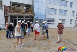 Экскурсия в Новый Центр